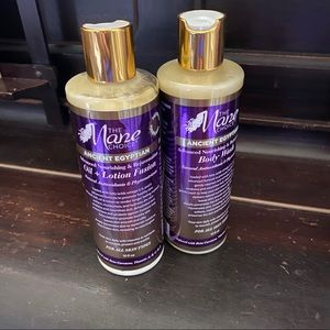 The Mane Choice Lotion and Body Wash